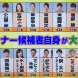 『24時間テレビ2019マラソンランナーは誰?村上佳菜子と2chが予想【画像】』の画像