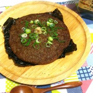 フワフワもっちりの食感が楽しい!長芋の磯辺焼き
