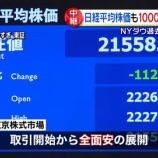 『【クズ市場】米中問題により日経平均暴落で草!永遠に自立出来ない日本市場に未来はあるか。』の画像