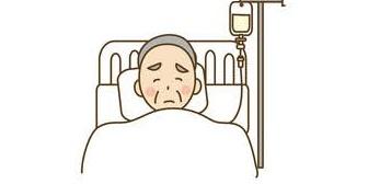 頭と顎にチューブついてるおじいさん→私と同じ診療洗浄にも来てて、チューブから食塩水注入されてガタガタ椅子ごと揺れてた。その時、看護師が…