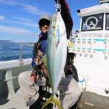 『8月18日 釣果 ジギング ハイピッチとスロー』の画像