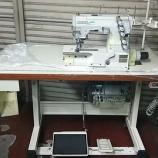 『【大映ミシン、半端ないって!】鳥取県米子市のお客様にペガサス製W1562-84(3本針5本糸飾り縫いミシン、別名3本針5本糸扁平縫いミシン)を購入していただきました!』の画像