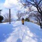 『京羅木山(473m)雪中行軍Ⅱ』の画像