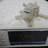 『【2月11日までサータ社のベッドがお得です2013】サータぺディック69アニバーサリー・PSとオリジナルボトム』の画像