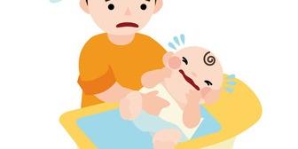 5ヶ月我が息子。なんか風呂入れる時にクッソ泣くようになったんだけど