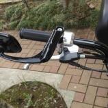 『Honda Zoomer(ズーマー)のミラー交換』の画像