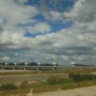 『台風通過後の空模様』の画像