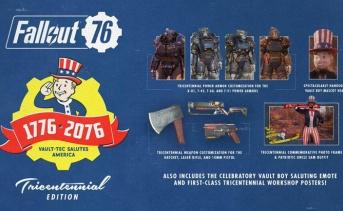 『Fallout 76』デラックス版の特典アイテムが公開