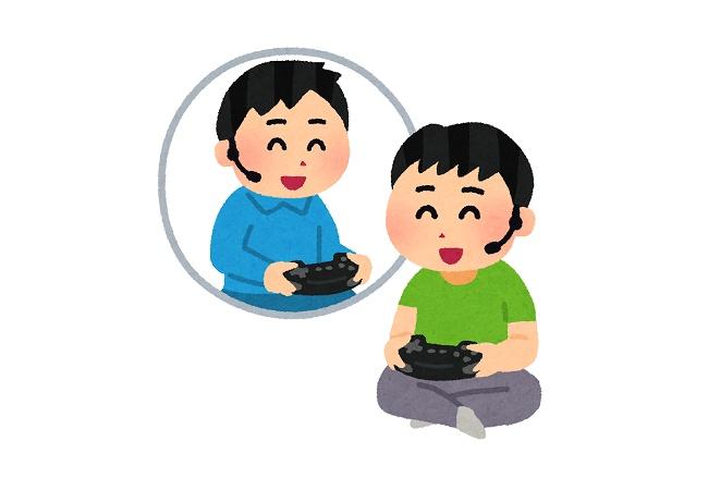 VCしながらオンラインゲームしとる奴ちょっとこい