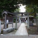 『【(東京都)町田散策⑩】森野住吉神社 ===少し市街地から離れた場所にひっそりと===』の画像