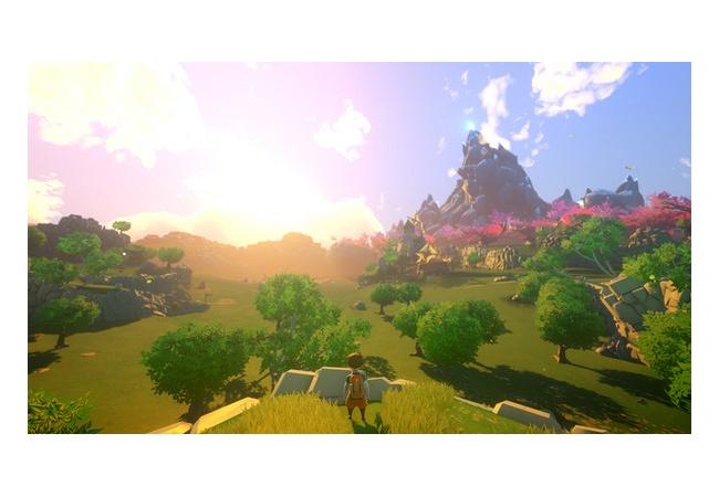 PS4に真のゼルダが登場!『Yonder』オープンワールド