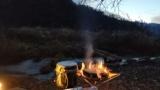 キャンプ来たけど寒すぎワロタwww(※画像あり)