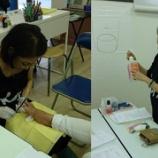 『【開催レポ】ママが学ぶ子供のための爪育講座』の画像