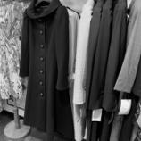 『バックプリーツコート製作。』の画像