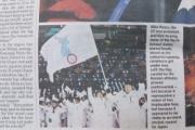 【五輪】済州島に赤い丸をつけて「独島は日本の所有」 英紙タイムズが訂正と謝罪