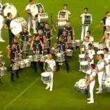 『【DCI】ドラム必見! 2015年ブルーコーツ&ブルーナイツ・ドラムライン『マイル・ハイ・ジャム・セッション』動画です!』の画像
