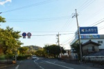 インサイト交野No.21~府道154号線。星田妙見宮近くの「妙見口」交差点~