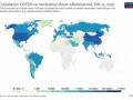 【画像】世界各国のワクチン接種人数をご覧ください