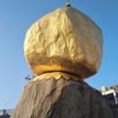 【海外番外編】ミャンマーの山の上のパワースポット~ゴールデンロックを目指して~