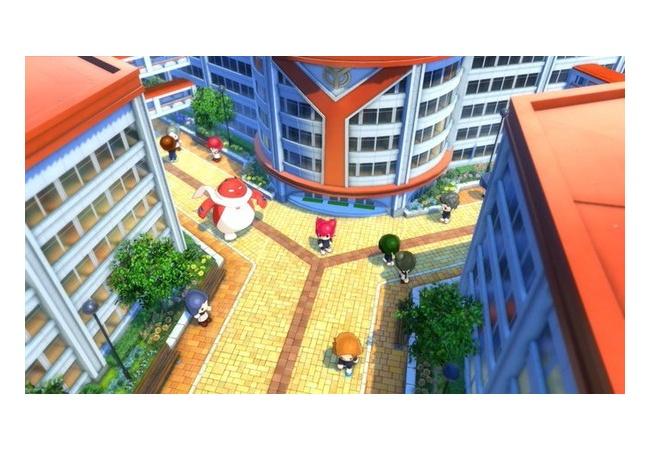 【妖怪学園】LEVEL5日野さん、急に開発中のゲーム画面を公開