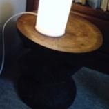 『サイドテーブル?』の画像