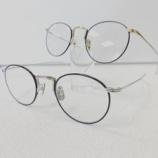 『Mr.Gentleman Eyewearの注目モデル『SEAN』入荷しました!』の画像