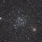 『ふたご座の散開星団(M35)☆彡』の画像