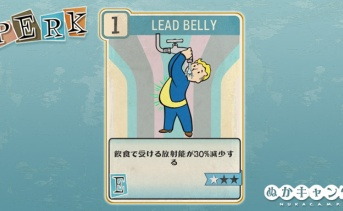 Fallout 76:Lead Belly(Endurance)