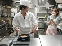 【Juice=Juice】稲場愛香がハローキッチン出演! なんと3週に渡って稲場が黒木をメロメロに