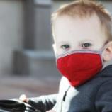 『マスクが苦しくて鼻を出す人が急増』の画像