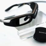 【画像】ソニー、メガネ型端末「SmartEyeglass」の開発者向けモデルを3月10日に発売