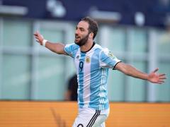 <コパアメリカ>【 アルゼンチン×ベネズエラ  】前半終了!イグアインの2ゴールで2-0!アルゼンチンがリードで折り返す!