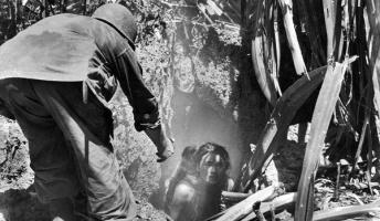 日本ではあまり見ない第二次世界大戦の貴重な写真