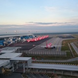 『【エアアジア(AirAsia)】KUL~SIN DK707前方有料座席搭乗記』の画像