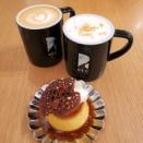 ご当地カフェのお洒落プリン「REC COFFEE」(福岡・天神)