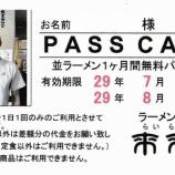 『8回目の無料パス申請、そして今日は白身魚フライ!』の画像