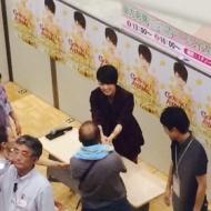 剛力彩芽さんの握手会の様子がこちら[画像あり] アイドルファンマスター