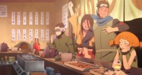 【BORUTO -ボルト-】第50話 感想 お酒が入って楽しそうw