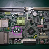 『 NEC Valuestar VF330/5のマザーボードのコンデンサ交換』の画像