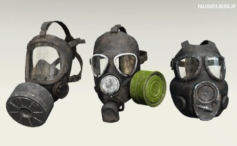 Metro Gas Masks v1.1