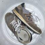 靴と衣類を洗濯機で一緒に洗った結果wwwwww