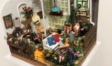 【乃木坂46】ミスパーフェクトこと賀喜遥香ちゃん、休みの間はドールハウスをずっと作っているのお知らせ。趣味もかわいい