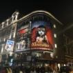 「Les Miserables」 Queen's Theatre, West End
