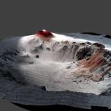 『知られずに起きている最大級の火山噴火』の画像
