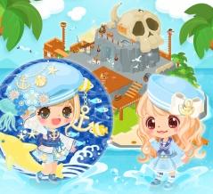 【LINE プレイ】釣りが楽しめる宝島スクエアで大型アップデートを実施!友だちと一緒に巨大ボス魚を攻略できる宝島スクエアミニゲーム「ボス戦」追加!