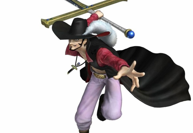 【ワンピース海賊無双3】ミホーク弱くなったの?