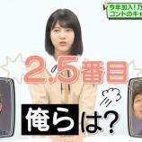 『【乃木坂46】凄いなw 林瑠奈さん、さらばに対してもこの堂々とした対応wwwwww』の画像