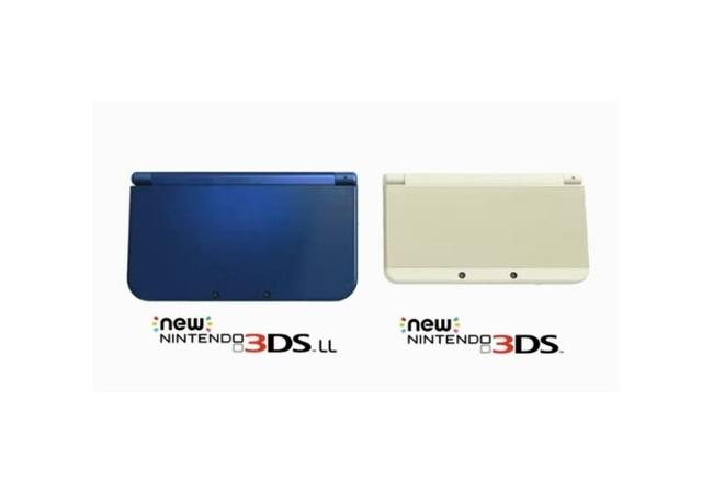 【ハード】ニンテンドー3DSに新Ver.が登場。「newニンテンドー3DS」「newニンテンドー3DS LL」が発表に