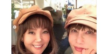 【画像】浜ちゃんの奥さん小川菜摘の顔が激変!?「鼻から何か出てる」と恐怖の声wwwww