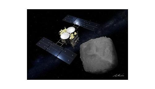 はやぶさ2が小惑星リュウグウに人工クレーターをつくる実験に成功(海外の反応)
